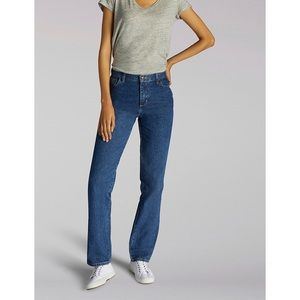 Lee ORIGINAL RELAXED FIT STRAIGHT LEG JEANS